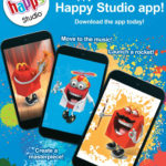 McDonald's Happy Studio App