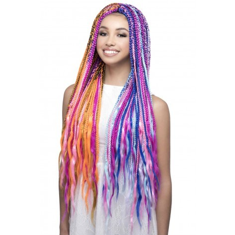Enhance Your Beauty with Box Braids